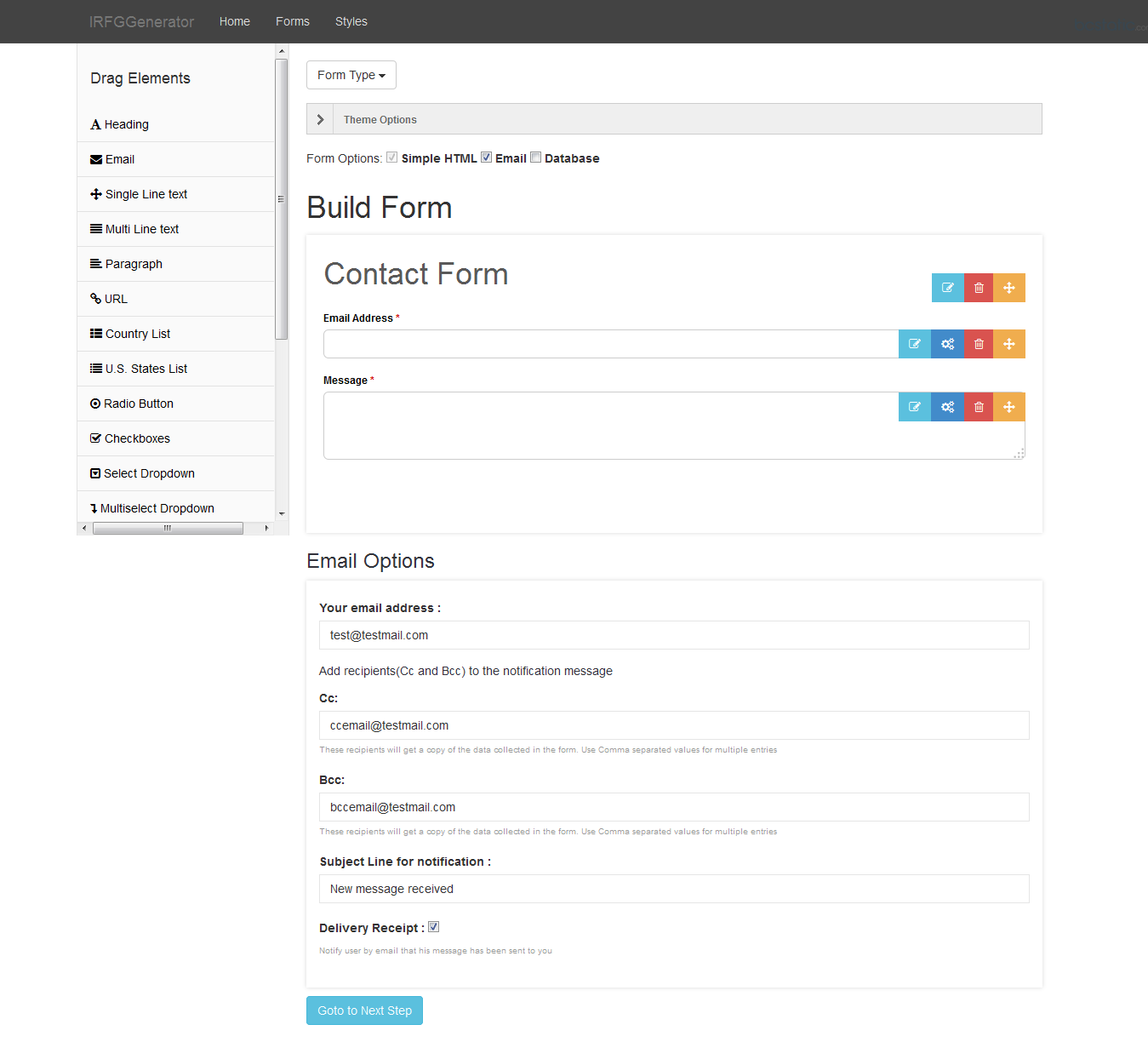 Top 10 Best Online HTML Form Builders
